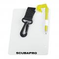Scubapro Schreibtafel mit Bleistift und Karabiner - 28.573.000 55147760