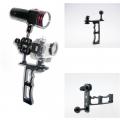 Riff Handgriff für Actioncamera Lampen, RIFF AC01 und GoPro- B HG 2 58888585