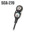 TUSA SCA-270 PLATINA II - 2er Konsole mit Fini und Tiefenmesser 61964847