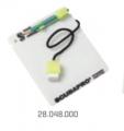 Scubapro SCHREIBTAFEL BASIC mit Stift & Radiergummi 67770000