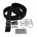 Polaris Tek Harness 3,5 m Gurtband mit Edelstahlhardware - 64401 42468209