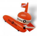 Aqualung Signalboje Torpedo orange - ArtNr. 34298