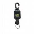 Aqualung Retractor Mini Flashlight Heavy Duty Snap / Zuggew 453g  - 56cm