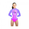 Mares RASH GUARD KIDS LongSleeve Girl - 412544