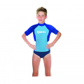 Mares RASH GUARD JUNIOR ShortSleeve Boy - 412506
