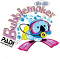 PADI Decal - Bubblemaker   - 50128