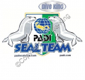 PADI Decal - PADI Seal Team  -  50111