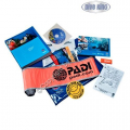 PADI Crewpak Ultimate - Advanced Open Water / AOWD  (Deutsch) - 60360G