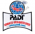 PADI Emblem - Advanced Open Water Diver  - 21005