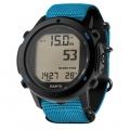 Suunto D6I NOVO INSTRUCTOR BLUE ZULU Tauchcomputer incl. USB Interface