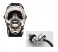 Ocean Reef SET - Neptune Space G.Divers Vollgesichtsmaske + 1. Stufe SL35TX