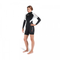 Mares 2nd SKIN SHORTY mit Kopfhaube She Dives - 412372