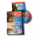 PADI DVD - EFR Care for Children, Home Study (Deutsch) - 70993DU/G/I