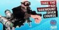 PADI Specialty Instructor Kurs - Sidemount Tauchen - Video Onlinekurs