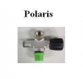 Polaris Monoventil rechts, 230 bar, DIN G 5/8 - 12544 RE