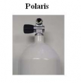 Polaris 12L lang Diving Breathing Gas POL Ventil 230bar - 12120